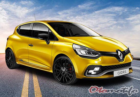 Harga Mobil Renault Clio R.S.