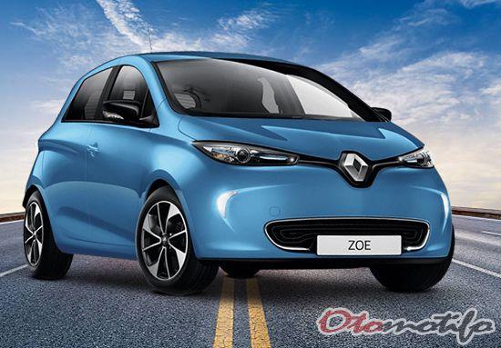Harga Mobil Renault Zoe
