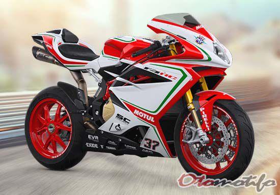 Harga Motor MV Agusta F4 RR