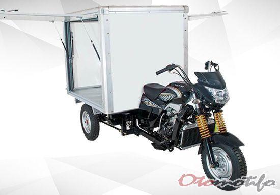 Harga Motor Roda Tiga Viar Karya 150 BFS
