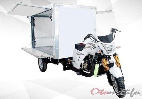 Harga Motor Roda Tiga Viar Karya 150 BHS