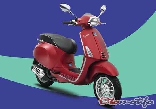 Harga Motor Vespa Sprint 150