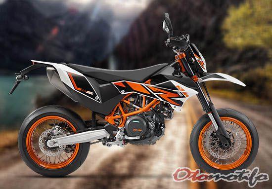 Harga Supermoto KTM 690 SMC R
