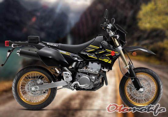 Harga Supermoto SuzukiDRZ400SM