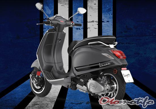 Harga Vespa Sprint 150