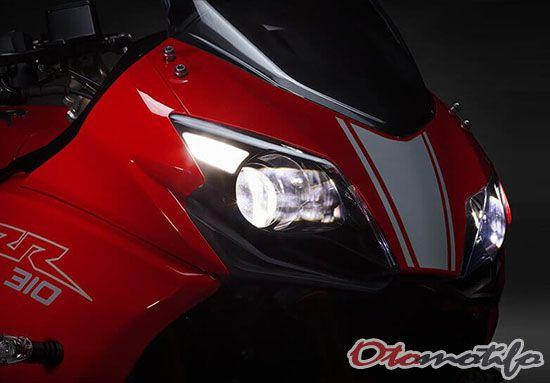 Headlamp TVS Apache RR 310