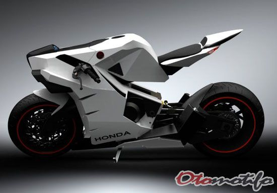 Honda CB750 Concept