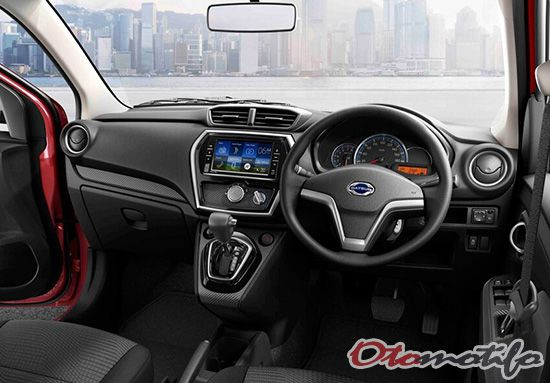 Interior All New Datsun Go