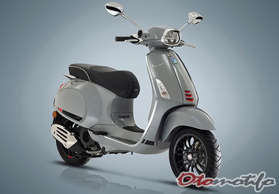 Mesin Vespa Sprint 150