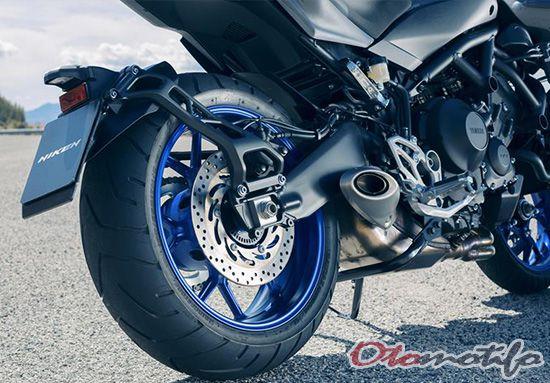Mesin Yamaha Niken