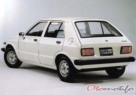 Mobil Bekas Daihatsu Charade 81