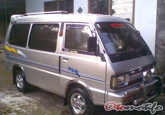 Mobil Bekas Suzuki Carry 1.0 Extra
