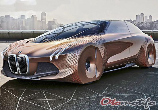 Mobil Masa Depan BMW Vision Next 100