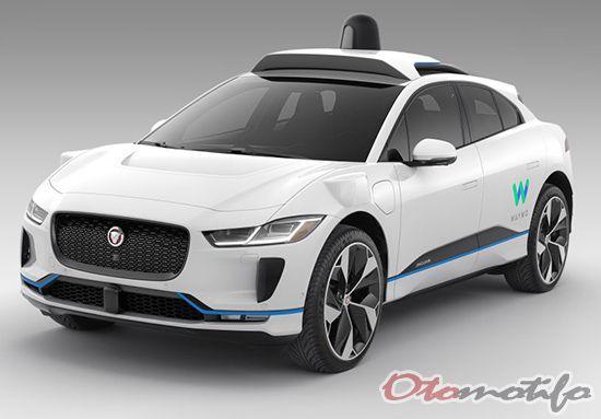 Mobil Masa Depan Google Waymo