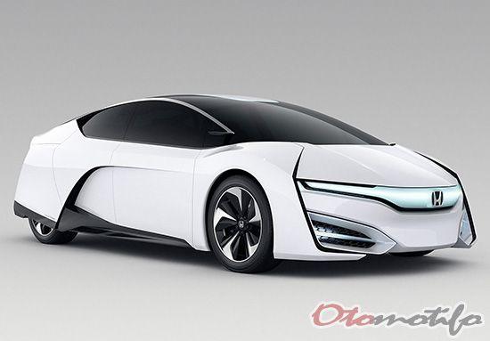 Mobil Masa Depan Honda FCEV