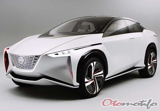 Mobil Masa Depan Nissan IMx