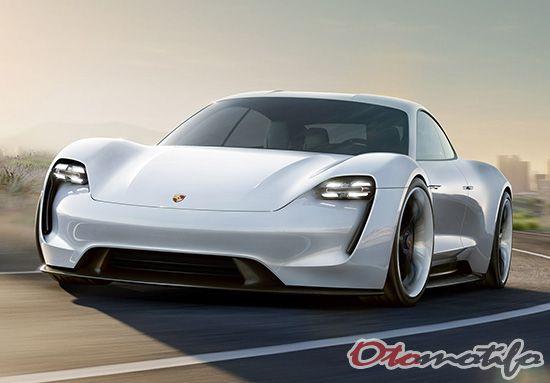 Mobil Masa Depan Porsche Mission E