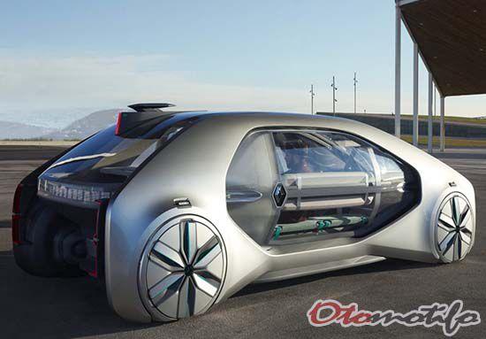 Mobil Masa Depan Renault EZ-GO