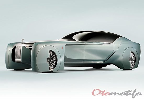 Mobil Masa Depan Rolls-Royce 103EX