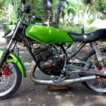 Modifikasi Motor RX King Sederhana