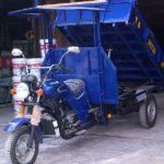 Modifikasi Motor Roda Tiga Viar
