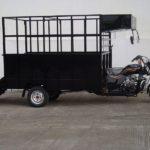 Modifikasi Motor Roda Tiga Viar Bak Sampah