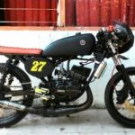 Modifikasi Yamaha RX King Cafe Racer
