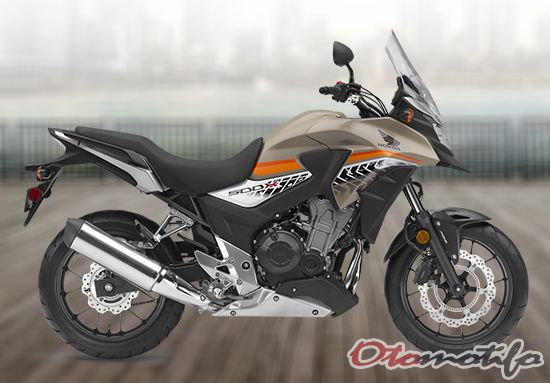Motor Adventure Honda CB500X