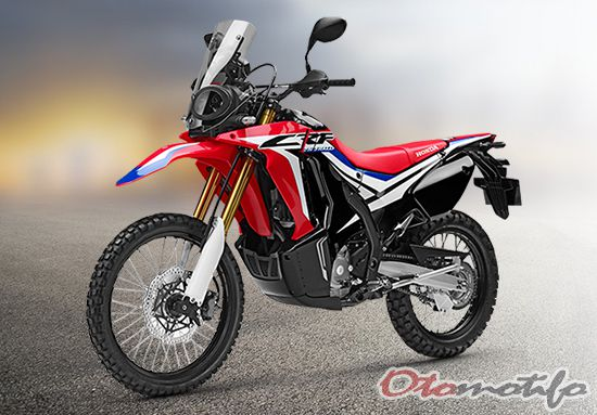 Motor Adventure Honda CRF250 Rally