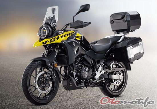 Motor Adventure Suzuki V-Strom 250