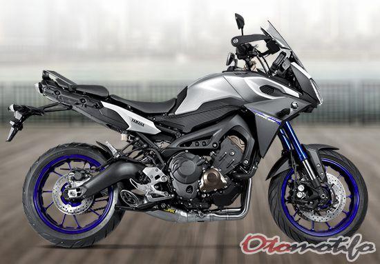 Motor Adventure Yamaha MT-09 Tracer