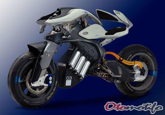 Motor Masa Depan Yamaha Motoroid