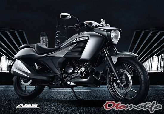 Motor Suzuki Intruder 150