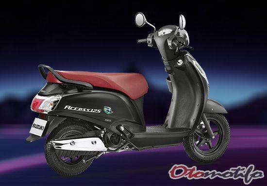 Performa Suzuki Access 125