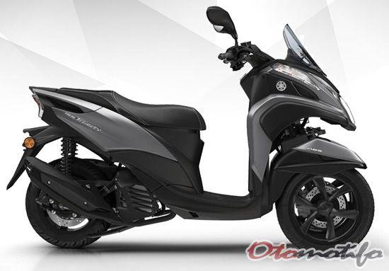 Performa Yamaha Tricity 155
