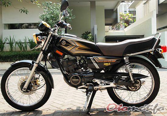 Spesifikasi Motor Yamaha RX King
