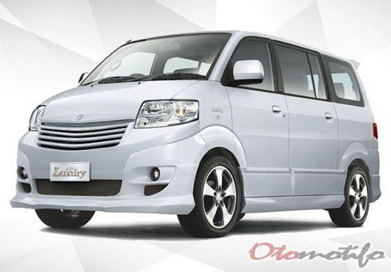 Spesifikasi dan Harga Mobil APV Luxury