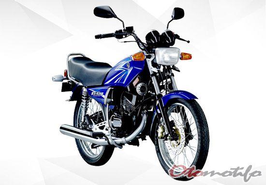 Spesifikasi dan Harga Motor RX King