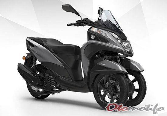 Spesifikasi dan Harga Yamaha Tricity 155