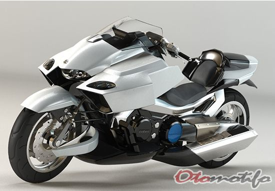 Motor Masa Depan Suzuki G-Strider