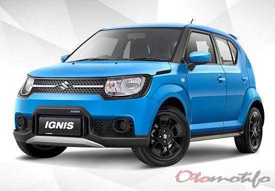 Suzuki IgnisSport Edition