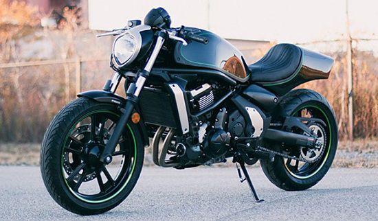 Foto Modifikasi Kawasaki Vulcan S