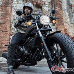 Gambar Honda CMX Rebel 500
