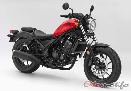 Gambar Honda Rebel 500