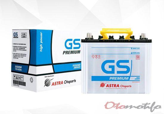 Harga Aki Motor GS Premium