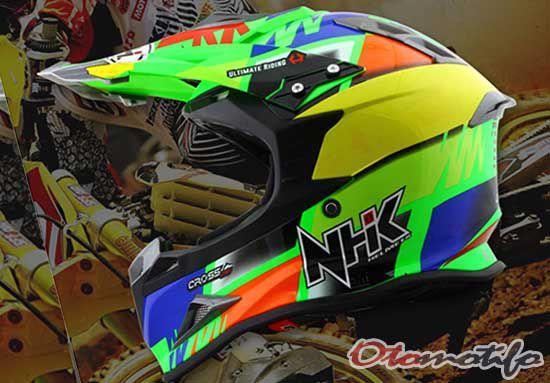 Harga Helm NHK Cross