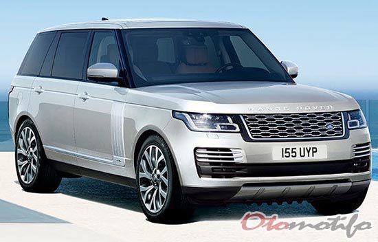 Harga Mobil Land Rover New Range Rover 3.0 LWB