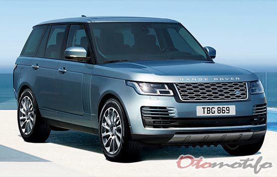 Harga Mobil Land Rover New Range Rover 3.0 SWB