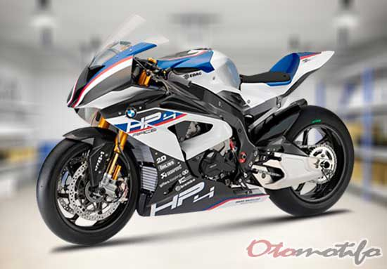 Motor BMW HP4 Race