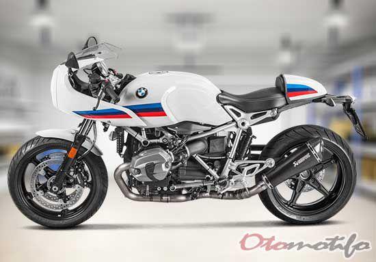 Motor BMW R Nine T Racer
